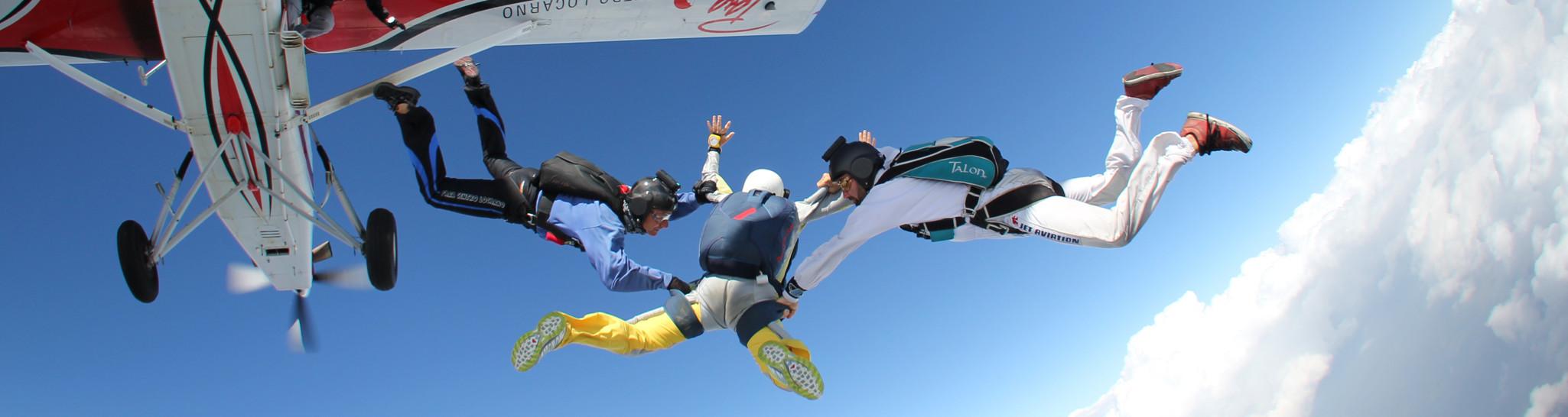 AFF first jump